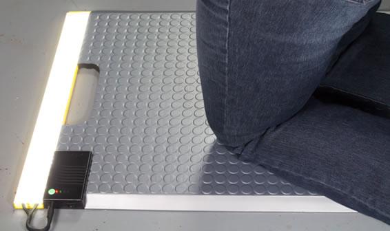 LED Matting for Kneeling: ATC_LEDMatting_Kneeling15