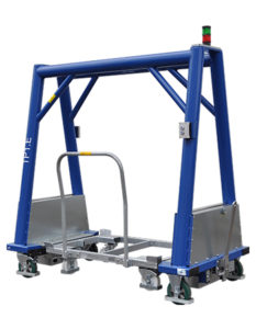 heavy goods trolley