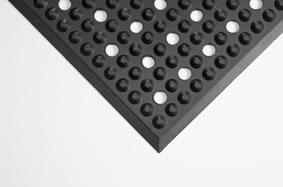 Nitril Conductive ergonomic standing mat: ATC_Matting_Nitril_Conductive_Holes23
